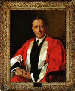John Buchan, Lord Tweedsmuir of Elsfield